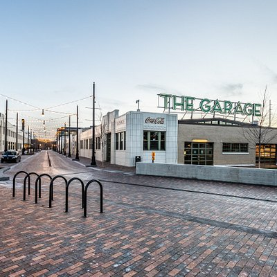 The Garage Food Hall