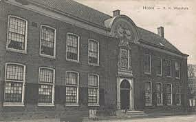 Ansichtkaart, omstreeks 1910