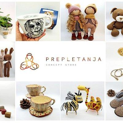 Prepletanja Concept Store, Sabina