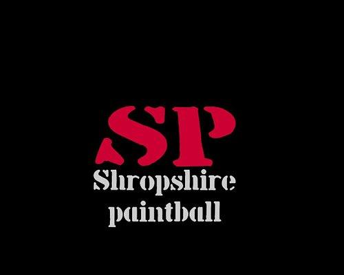 Shropshire paintball