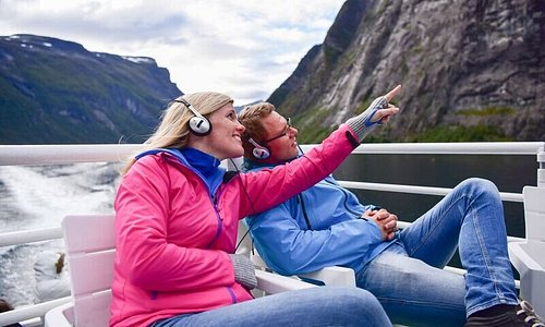 Fjordsightseeing audio guide