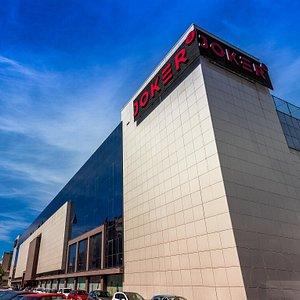 Joker Mall Split - outside