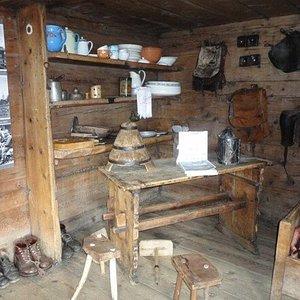 Alpinmuseum à Riederalp (Haut-Valais)
