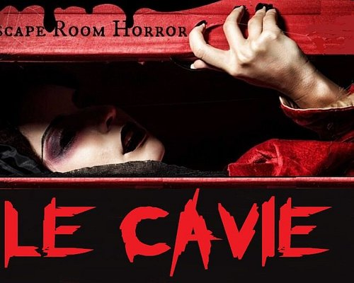 Escape The Room Cagliari Horror