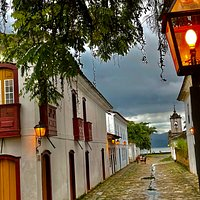 Paraty Old City Downtown