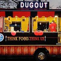 Dugout Food Truck Exterior
