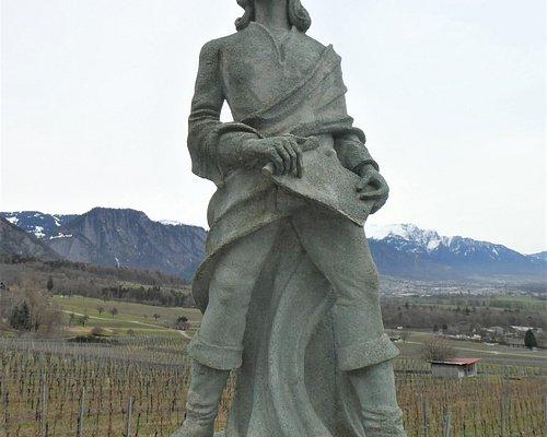 statue of the Duc de Rohan
