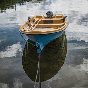 Båtutleie på Beitostølen