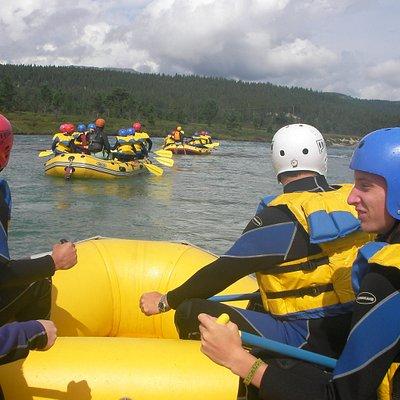 Rafting Beitostølen