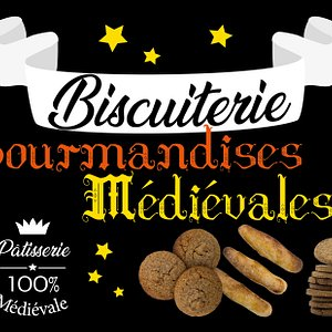 Biscuiterie Gourmandises Médiévales