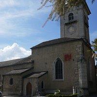 Temple d'Ollon (Vaud)