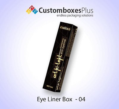 custom boxes with digital and animated designs. To get printed and non-printed Custom Eyeliner boxes check our website that is well designed and will help you in placing your order of custom packaging boxes. Your boxes will design with outstanding printing, finishing, and coating strategies. They will leave positive effects on your retailing. #CustomEyelinerBoxes