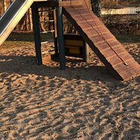 Spielplatz Talstrasse Glauchau -  verejné, detské ihrisko pri Tiergehege