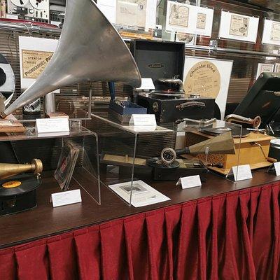 Fonografi, Grammofoni e Giradischi