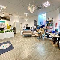 Shop & Informationsbüro