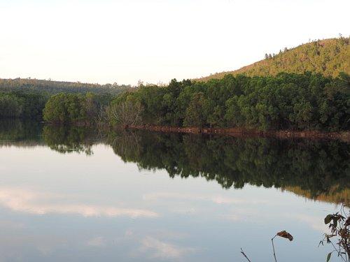 Gogarbham Dam