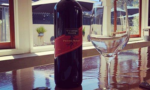 Petite Sirah - our winemaker's favorite.