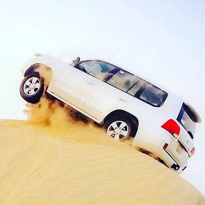 Dune Bashing Ras Al Khaimah