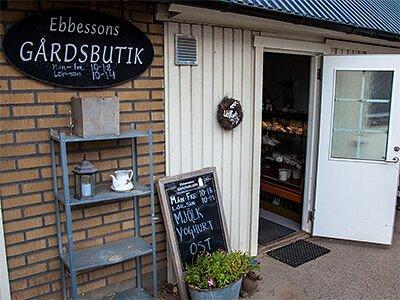 Ebbessons Mejeri & gårdbutik