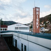 Our distillery - built in a former textile manufactory