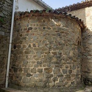 Església de Sant Vicenç de Vallromanes
