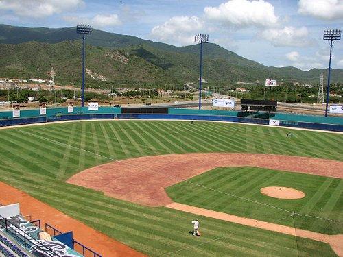 A day at Bravos de Margarita home ballpark
