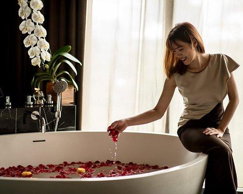 """Enjoy the unique Lumpini Park View in our VIP treatment suite """"Anodad"""""""