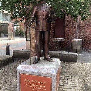 Sun Yat-sen Statue