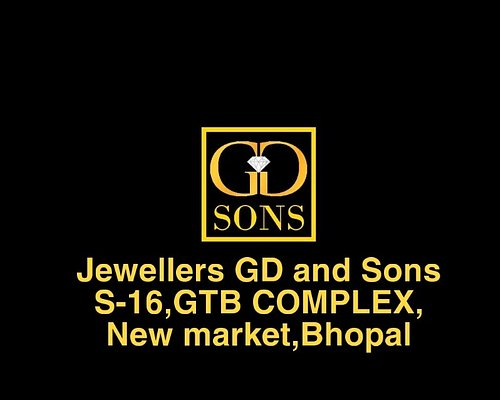 Since 1988(Roopsi) GD and sons have been a trustful jewellery showroom of bhopal dealing in 916 gold, silver and diamonds.