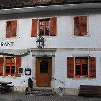 Restaurant de la Croix Blanches à Crémines (Jura bernois)