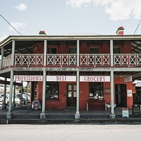 Our home on Wallace Street, Braidwood.