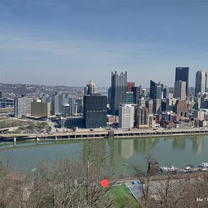 Pittsburgh Riverhounds Soccer field