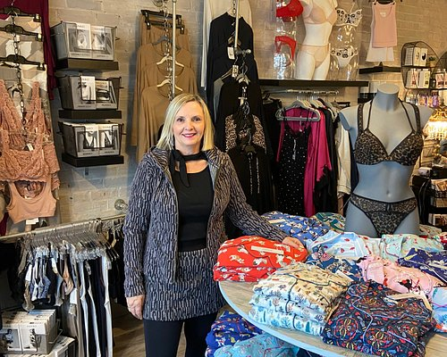 Owned and operated by local women. Nicole Craig, owner, welcomes everyone to her boutique.