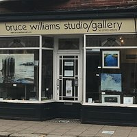 Bruce Williams Studio/Gallery, Whitstable