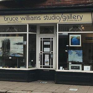 Bruce Williams Studio/Gallery, Whitstable