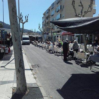 Albir Local Market