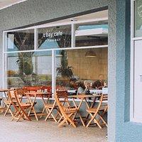 t bay cafe in the whitehouse road shops in titahi bay porirua