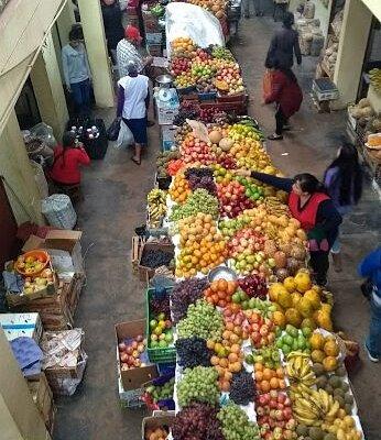 Mercado Modelo Chachapoyas