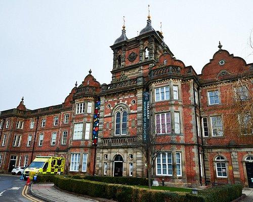 Thackray Museum of Medicine Entrance