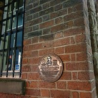 Charles Dickens Plaque