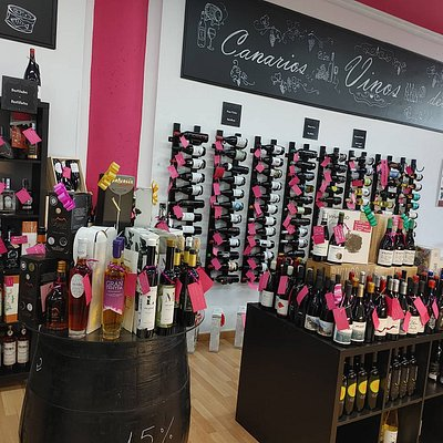 Esto es Cuvée Enoteca. Gran Selección de vinos y productos de calidad de las Islas Canarias