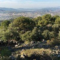 View from Kalynda