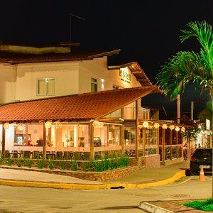 Le Soleil Pousada e Restaurante.