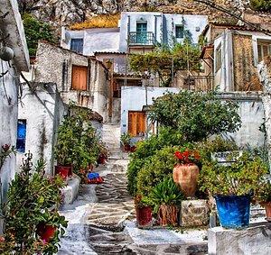 Découverte de lieux atypiques dans d'Athènes