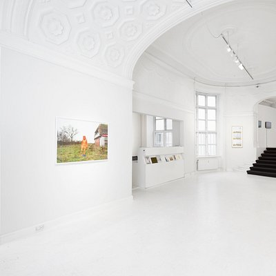 Martin Asbæk Gallery, installation view of Elina Brotherus exhibition, 2020