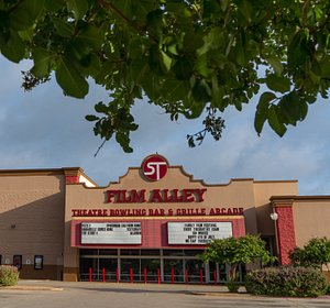 Welcome to Film Alley Bastrop.