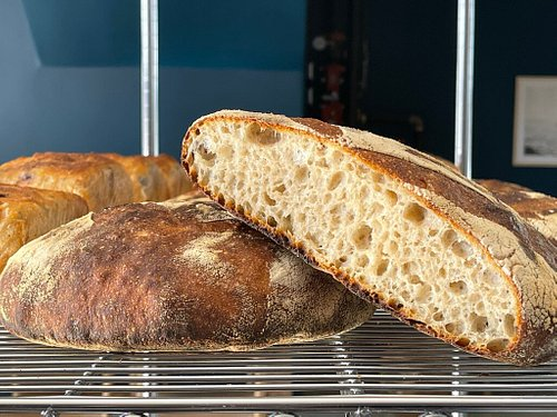 Our Breads baked daily