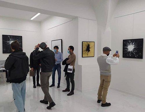 Ecco una foto della nuova sede in Galleria Falcone e Borsellino 2/D