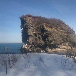函館本線からの車窓