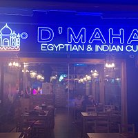 Welcome to D'Mahal Egyptian and Indian cuisine
